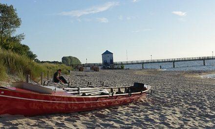 Ostsee Wanderfahrt