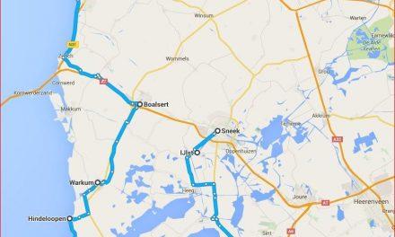 Barkenfahrt in Westfriesland – die 11 Städte Tour