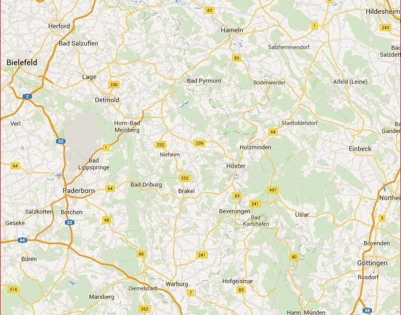 Barkenfahrt auf Fulda und Weser