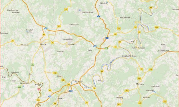 Barkenfahrt auf der Mosel von Grevenmacher(L) nach Treis