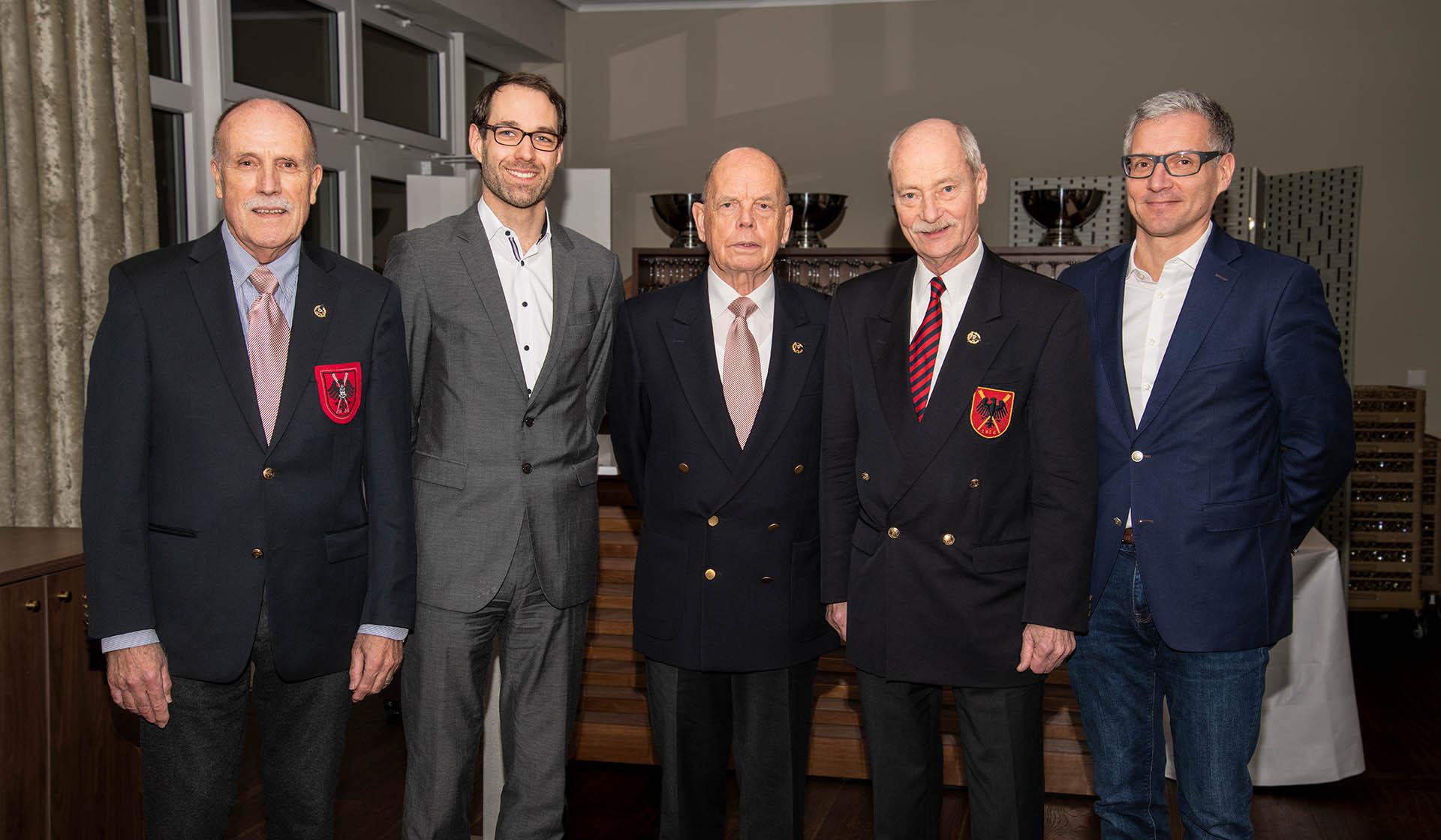 Vorstand CLUB-Stiftung