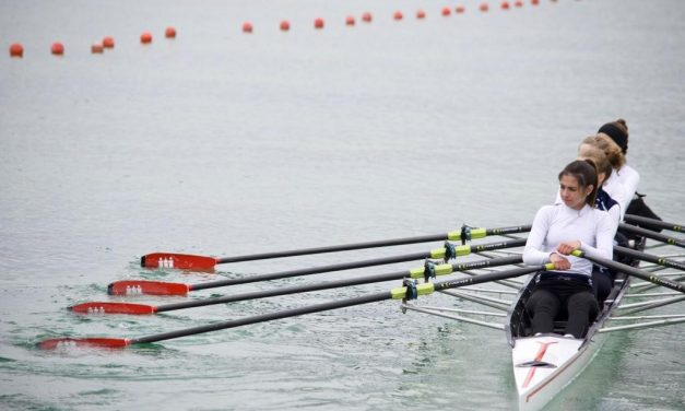 Internationale Junioren-Regatta München am 4./5. Mai 2019