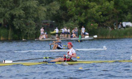 Kleinbootmeisterschaft für unsere U19-Nachwuchssportler am Samstag, 15.08.2020, in Allermöhe