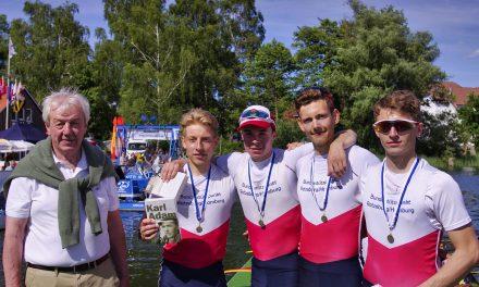 Internationale 60. Ratzeburger Ruderregatta am 8./9.06.2019 mit erfolgreichen Club-Sportlern
