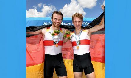 Eric Magnus Paul ist Weltmeister!