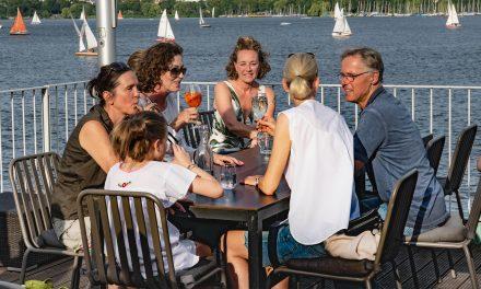 Club-Bar lädt mit aktueller Speisekarte zum Besuch ein