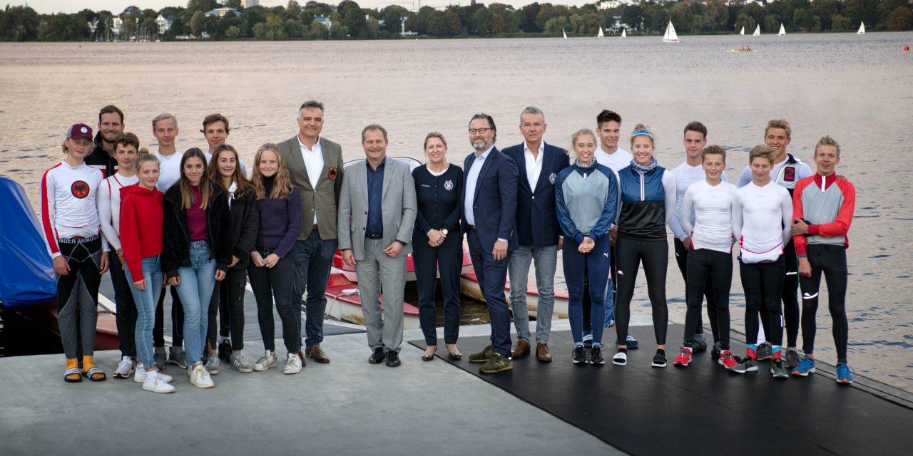 Umweltsenator Jens Kerstan mit Vortrag zur Energiewende im Club