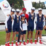 WG-Doppelvierer holt Silber bei Jugend trainiert für Olympia