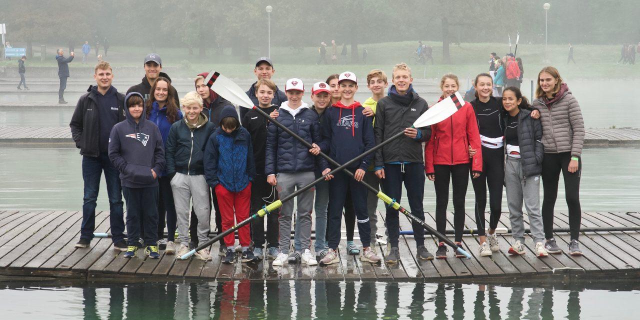 Club-Rekord beim Bundeswettbewerb der Kinder