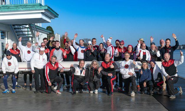 Sportlicher Jahreswechsel an der Alster und in Sjusjøen