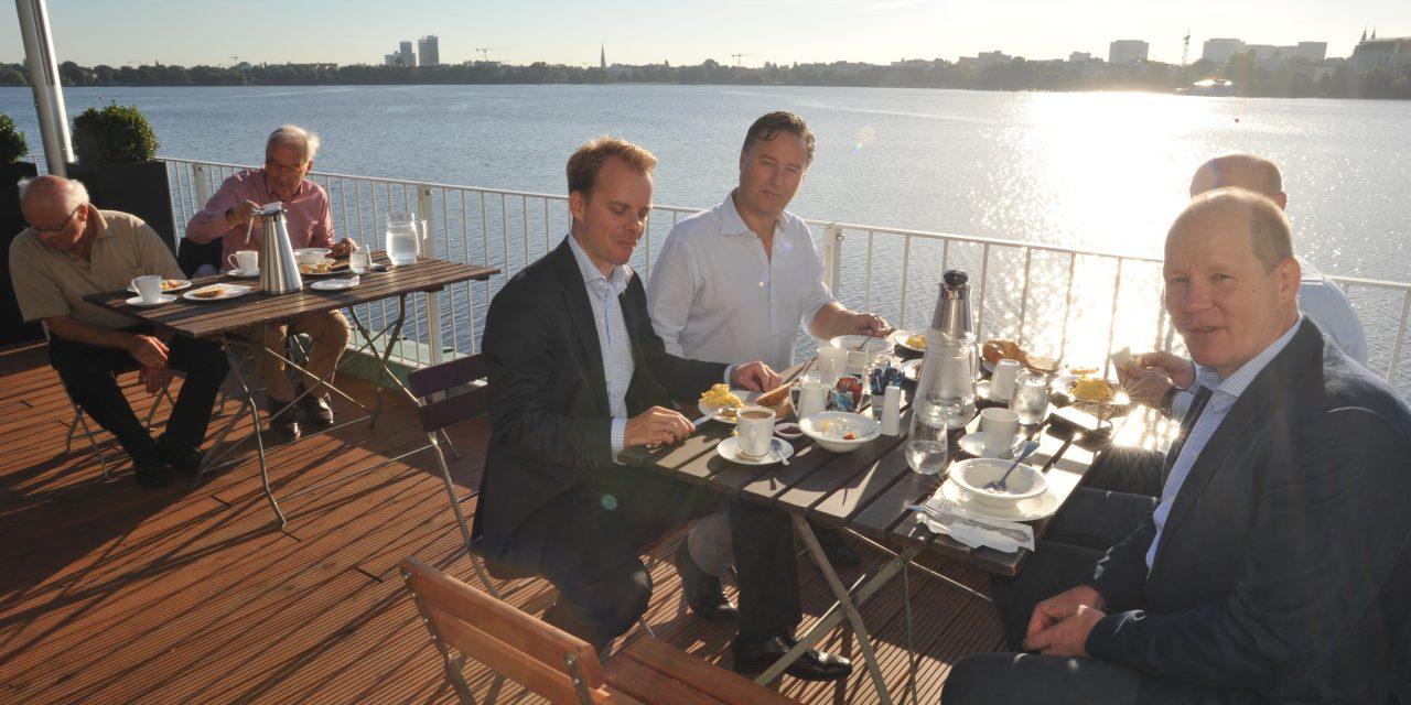 Morgenrudern ab 28.07.2020 wieder mit Frühstück im Club