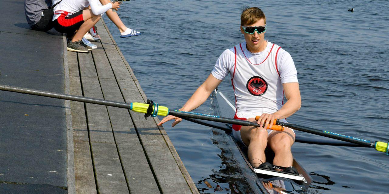 Stephan Riemekasten gehört für uns zum Perspektivkader für Olympia 2024