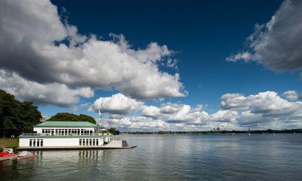 Schließung des Bootshauses