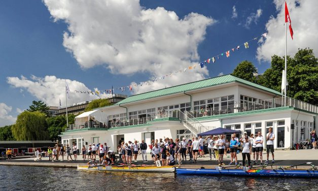 Hamburger Staffelrudern 2020 abgesagt