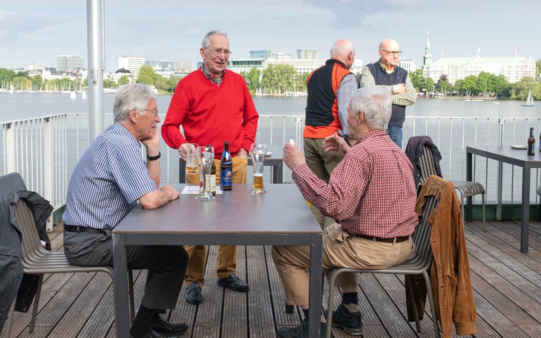Öffnung der CLUB-Terrasse ab 1. Juni 2021