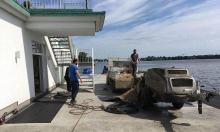 Neues von Haus und Booten