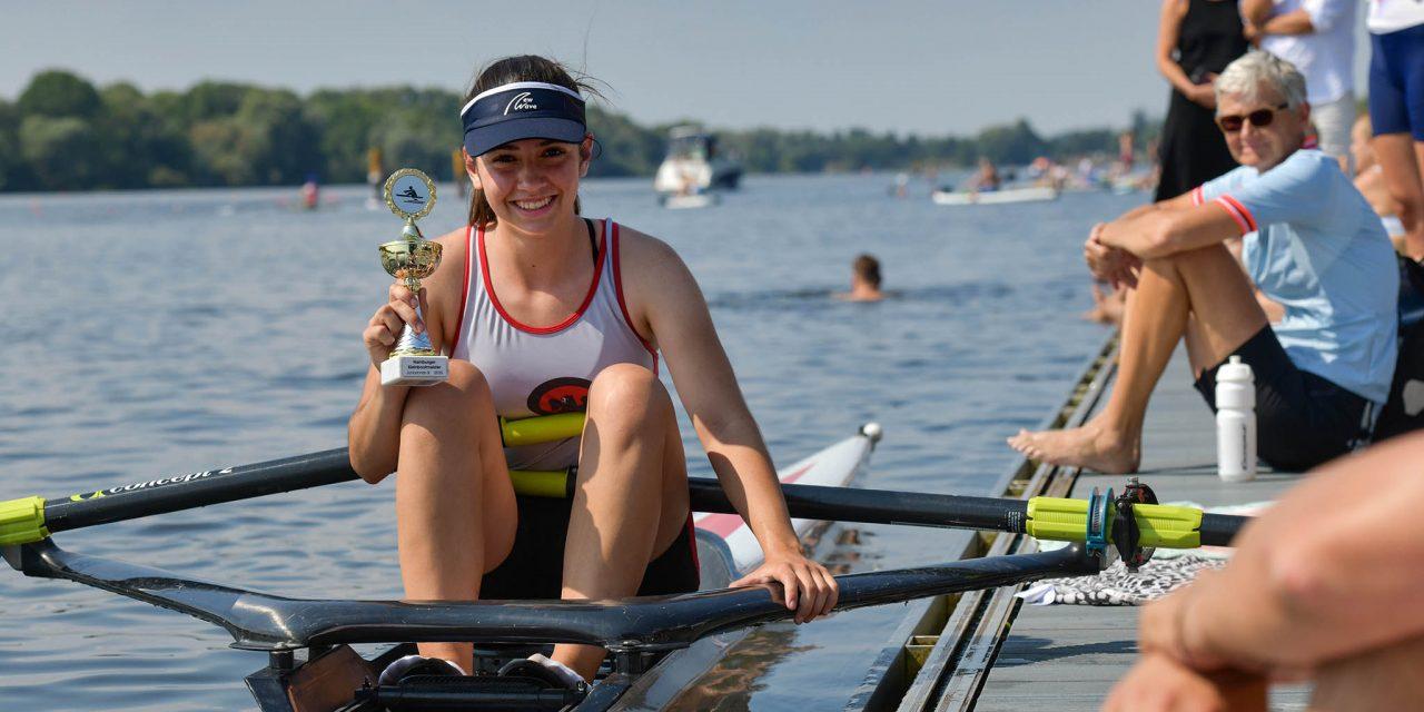 Erfolgreiche Kleinbootmeisterschaften für unsere U19-Junioren