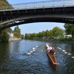 Brücken-Lockdown im Alsterlauf wieder aufgehoben