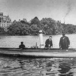 Ehrgeiz anno 1904 – Ein Engländer mit Gefühl für Renntaktik gewinnt Regatten