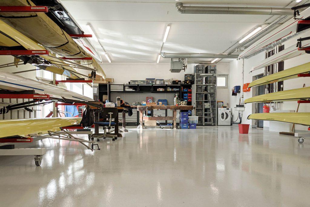 Werkstatthalle neu