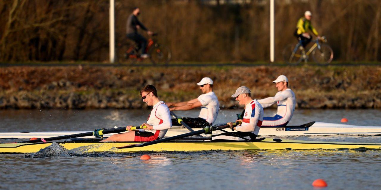 Nationale Ausscheidungsrennen im Olympiajahr mit Hamburger Beteiligung