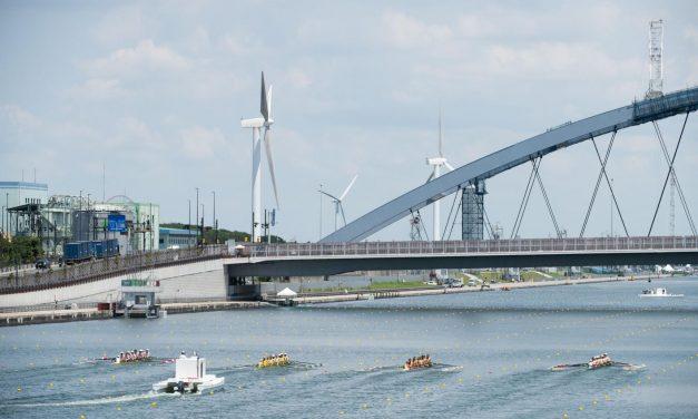 Tag 3 – Rudern bei Olympia in Tokio