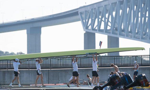 Tag 4 – Rudern bei Olympia in Tokio