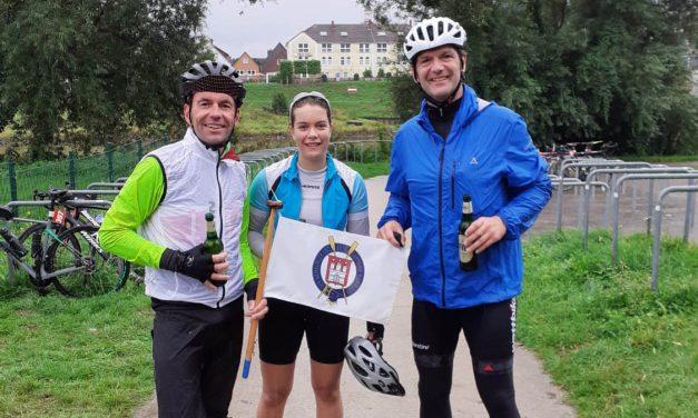 300 Kilometer Rennradtour entlang der Weser
