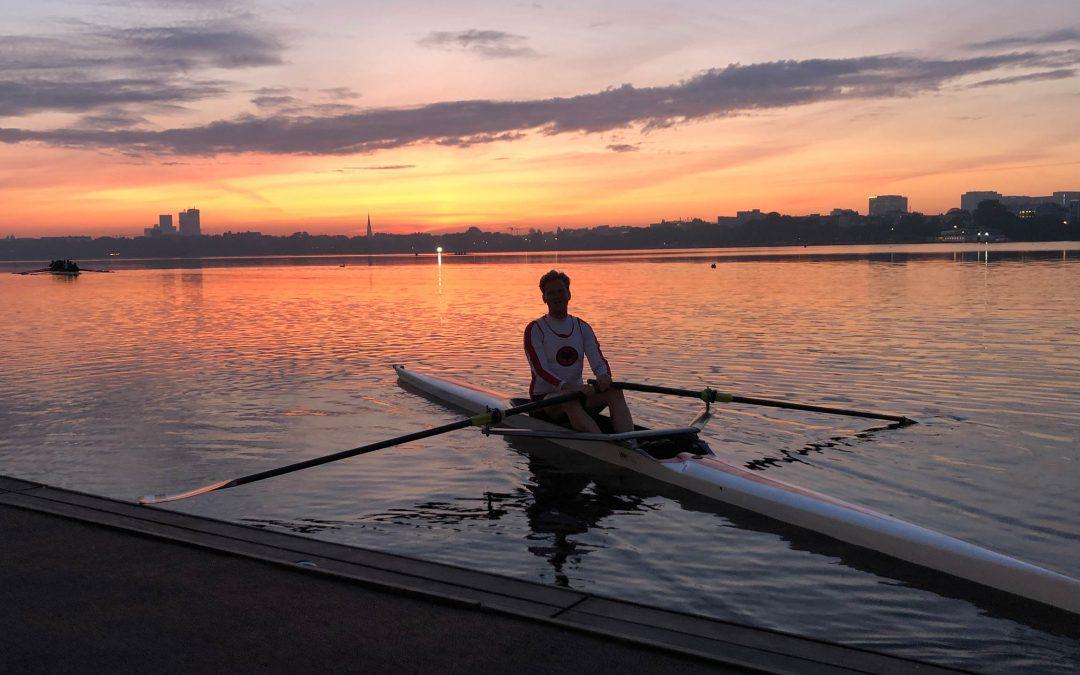 Morgenrudern – fantastischer Start in den Tag